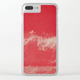 Thermal Shock Clear iPhone Case