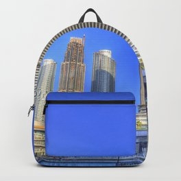 Dubai Architecture Backpack