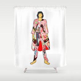 Champions 9 Shower Curtain