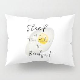 Breakfast / poster, art print, pictures, scandinavian, nursery, deco, saying, christmas, sarcasm, eg Pillow Sham