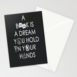 The book's are...  Stationery Cards