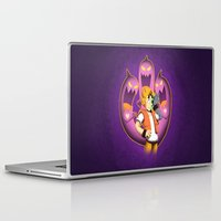 minions Laptop & iPad Skins featuring Accusation by Shrineheart