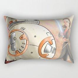 Droid!!!!! Rectangular Pillow