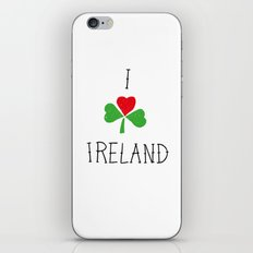Ireland iPhone & iPod Skin