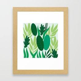 Botanical Love Framed Art Print