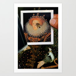 Everything We See Hides Another Thing Art Print