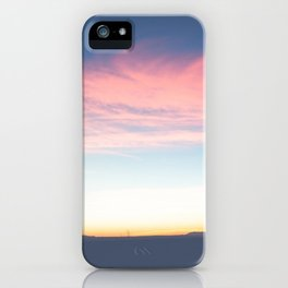 Marfa Lights iPhone Case