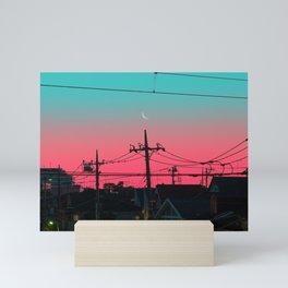 Nowhere in Tokyo Mini Art Print