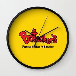 BoTucker's Wall Clock