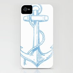 Its Like An Anchor... iPhone (4, 4s) Slim Case