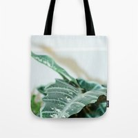plant Tote Bags featuring Plant by Katalyst