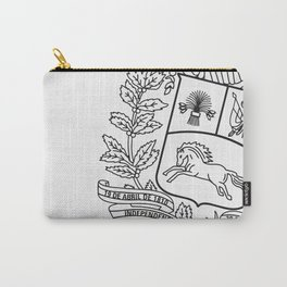 Escudo Venezuela - Trinchera Creativa Carry-All Pouch