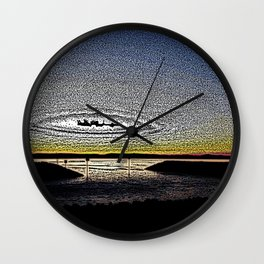 Spectacular Wall Clock