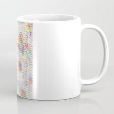 Candy Circles Pattern Coffee Mug