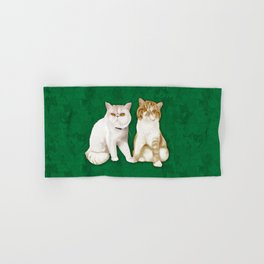 Teagues and Oliver Hand & Bath Towel