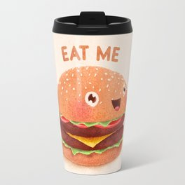 Burger Travel Mug