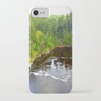 minnesota iPhone & iPod Cases featuring Minnesota Daybreak by JayKay