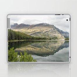 Where the Bears Roam - Many Glacier - Glacier NP Laptop & iPad Skin