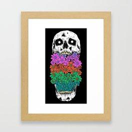 Beautiful Terror Framed Art Print