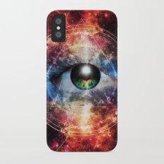 Quantum space Slim Case iPhone X