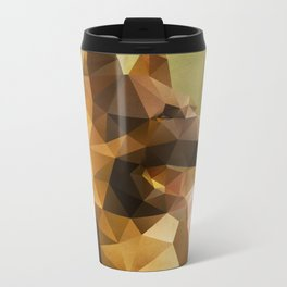 The German Shepherd Metal Travel Mug