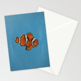 Clownfish Stationery Cards