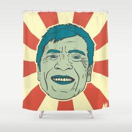 Gianni Morandi Shower Curtain