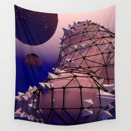 KONTRAPTION Wall Tapestry