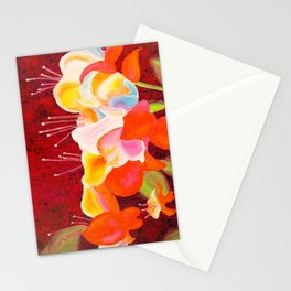 Dancing Ladies Stationery Cards