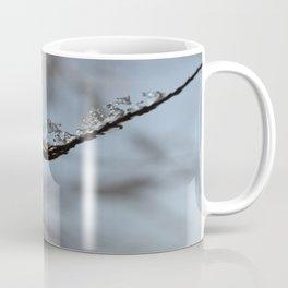 Winter Frozen Coffee Mug