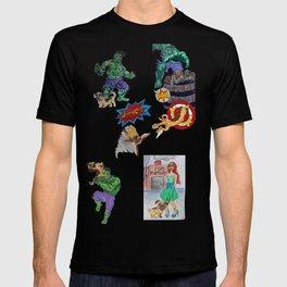 Pug creation T-shirt