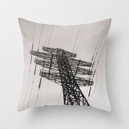 Do not come Throw Pillow