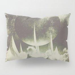 When mountains fall asleep Pillow Sham