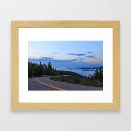 Morning Dreasm Framed Art Print