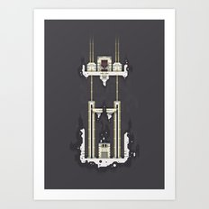 Bardo of Devotion Art Print