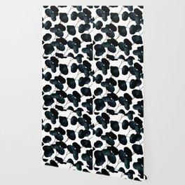 Dark Leaves #society6 #artforsale Wallpaper