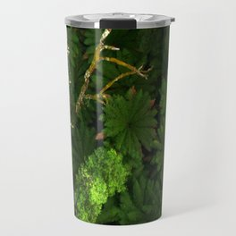 Forty metres above the forest Floor Travel Mug