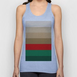 Coffee Irish Flavored Liqueur with Cream - Abstract Unisex Tank Top