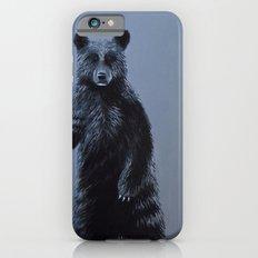 Minimalist Bear Slim Case iPhone 6s