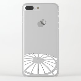 Far Away And Gone Clear iPhone Case