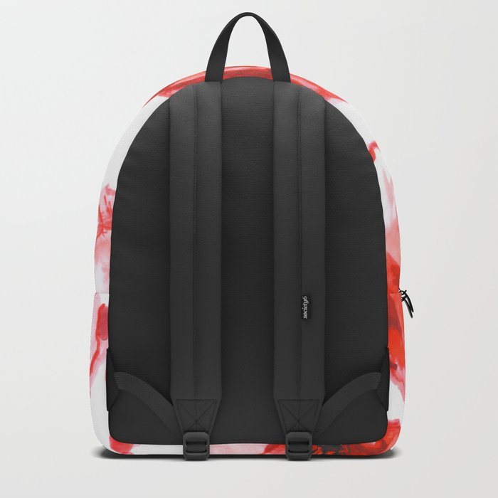 Flora Poppy Backpack