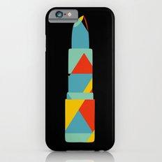 Lipstick Hues on Black iPhone 6s Slim Case
