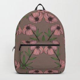 PINK FLOWER Backpack