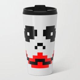 Joker 8bit Travel Mug