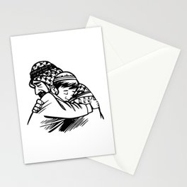 Islam Forgiveness Drawing Stationery Cards