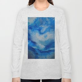 And the Heavens Opened up for Michael Long Sleeve T-shirt