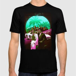 Miami Vice retro T-shirt