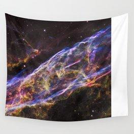 Veil Nebula Wall Tapestry