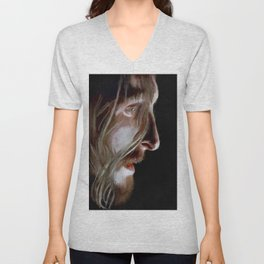 Dwight - The Walking Dead Unisex V-Neck