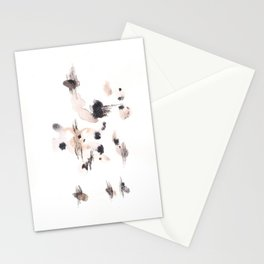 The Star - 151124  Abstract Watercolour Stationery Cards